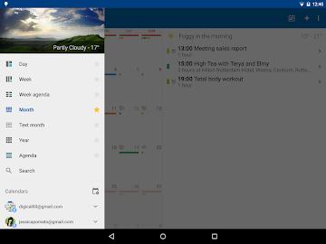 DigiCal Calendar Screenshot 5