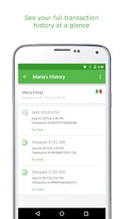 Xoom Money Transfer- screenshot thumbnail