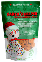 Santa's Helper Cleverly Crafted Dog Treats - 8oz