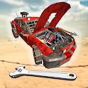 Fix My Car: Mad Road Mechanic - Max Mayhem! icon