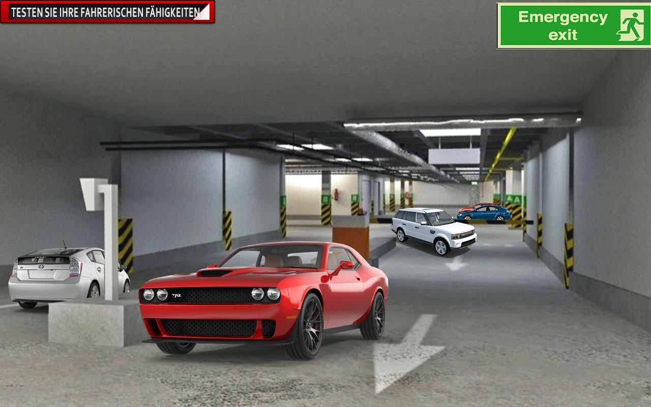 Spiele Auto Parken