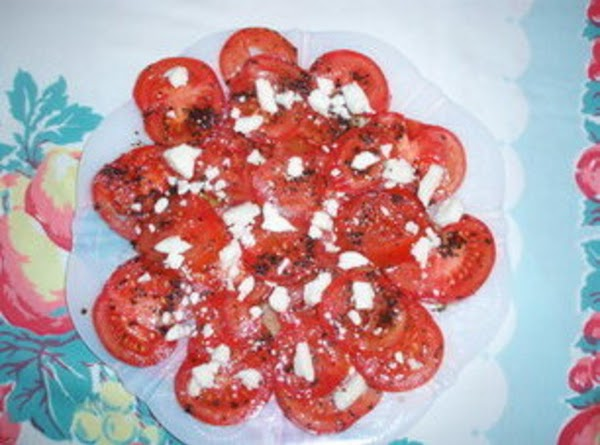 Basil Tomatoes Recipe