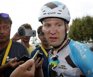 """Na horrorcrash in de Ronde van Lombardije: """"De drang om te stoppen was erg groot"""""""
