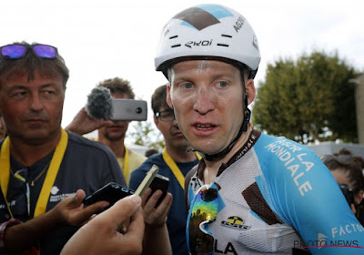 Jan Bakelants komt met advies voor UCI na gefaalde gridstart in 17e Tour-rit