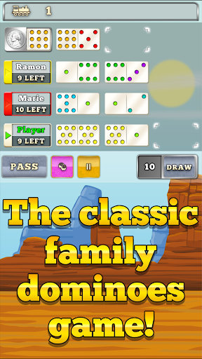 Mexican Train Dominoes Gold 2.0.7-g screenshots 1