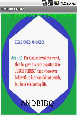 Bible Quiz Extra screenshot 2