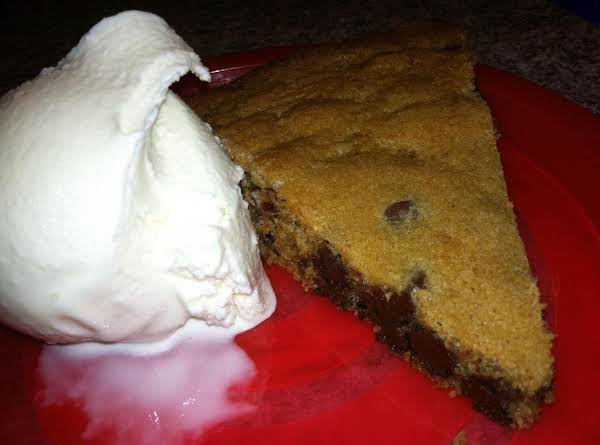 Chocolate Chip Pecan Cookie Pie Recipe