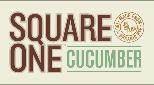 Logo for Square One Cucumber