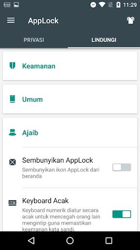 AppLock  screenshots 5