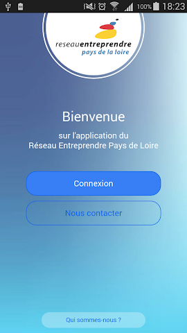 android REPDL Annuaire Screenshot 0
