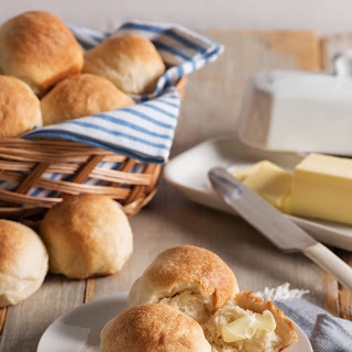 Yeast Rolls Without Shortening Recipes