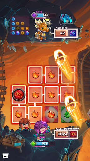 Super Spell Heroes - Magic Mobile Strategy RPG  screenshots 7