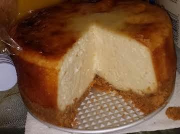 Gluten-Free Dairy-Free New York Cheesecake!!