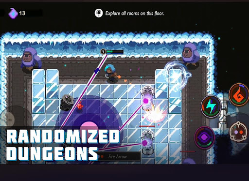 Elemental Dungeon apkpoly screenshots 14