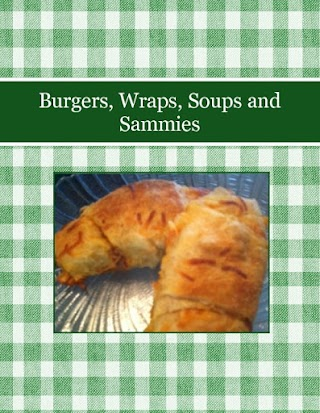 Burgers, Wraps, Soups and Sammies