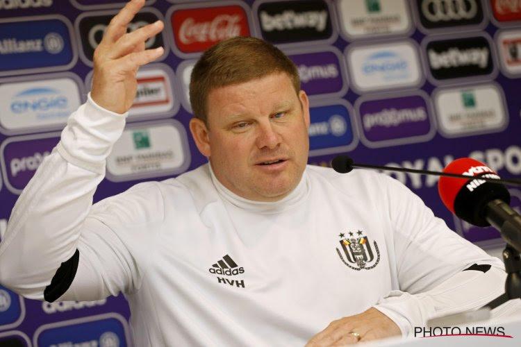 """L'effectif d'Anderlecht est loin d'être complet: """"Il va encore y avoir beaucoup de changements"""""""