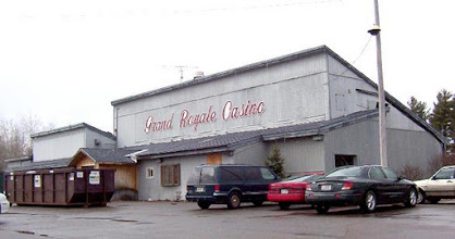 Photo: Closed Casino
