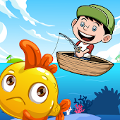 Fishing Games - Catch the Wild Fish