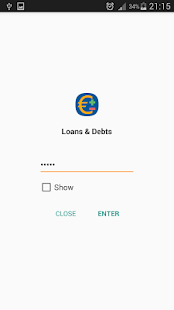 Loans & Debts: Notepad- screenshot thumbnail