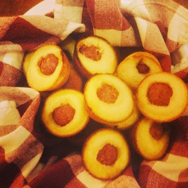 Corn Doggie Muffins Recipe