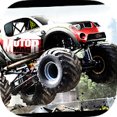 Monster Truck Stunt Madness 3D