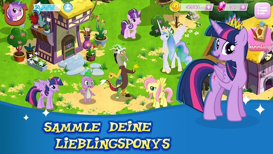 MY LITTLE PONY: Magic Princess Screenshot