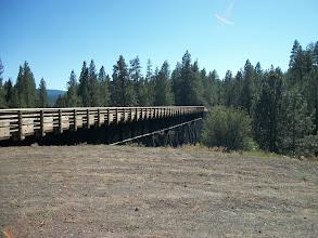 Photo: New Trail Bridge