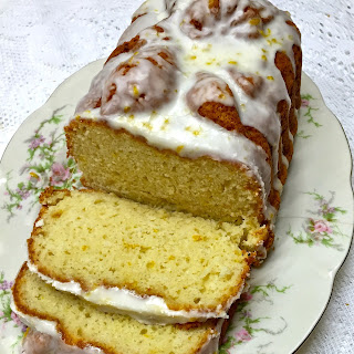 Limoncello Lemon Loaf