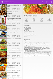 Recettes cuisine orientale android apps on google play for Cuisine google translate