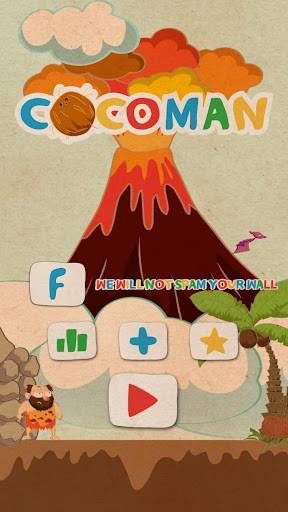Cocoman:Clash of food fire