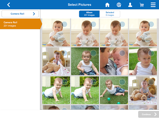 Harvey Norman Photocentre IE 7.4.6 screenshots 7