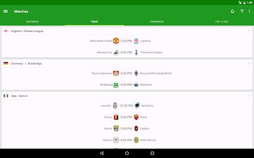 google fussball ergebnisse
