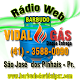 Rádio Barbudo da  Vidal  Gás for PC-Windows 7,8,10 and Mac