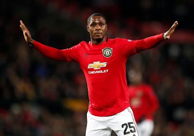 Odion Ighalo espère pouvoir rester à Manchester United