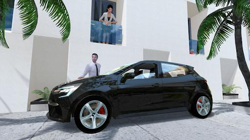 Car Simulator Clio 1.2 screenshots 8