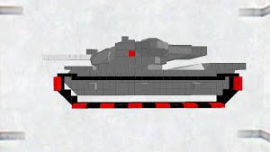 MBT 70 試作機
