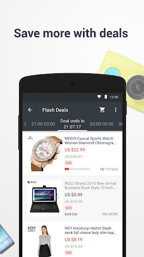 AliExpress Shopping App - Coupon For New User screenshot 3