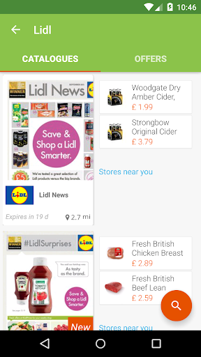 ILikeSales Catalogues & Offers 3.2.2 screenshots 6