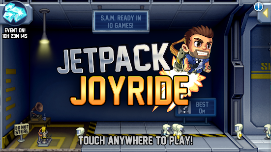Download Jetpack Joyride For PC Windows and Mac apk screenshot 5