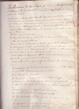 Photo: boletin 118 - inventario 1851