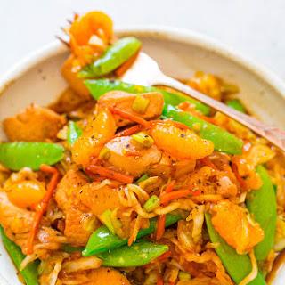 Mandarin Orange Chicken Stir Fry Recipe