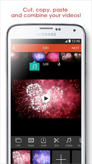 1 Videoshop - Video Editor App screenshot