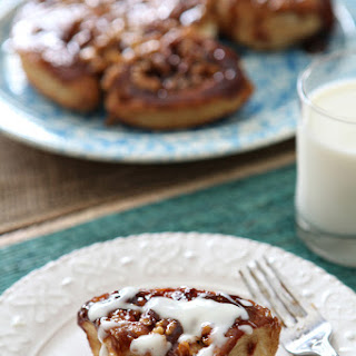 Sticky Buns With Cream Cheese Recipes.