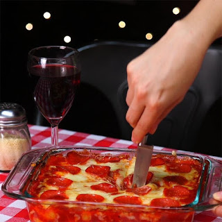 Pepperoni Pizza Baked Gnocchi Is Comfort in One Dish