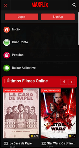 MaxFlix HD 1.0 screenshots 1