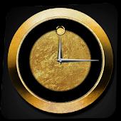 Luxury Clock Gold