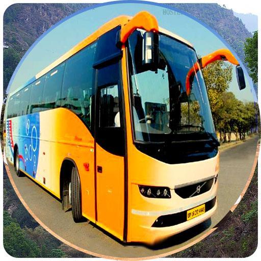 Mountain Bus: Safe Auto Drive 3D Sim