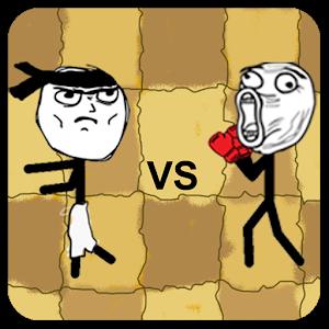 Meme vs Rage 1.0.2 by 9xg game logo