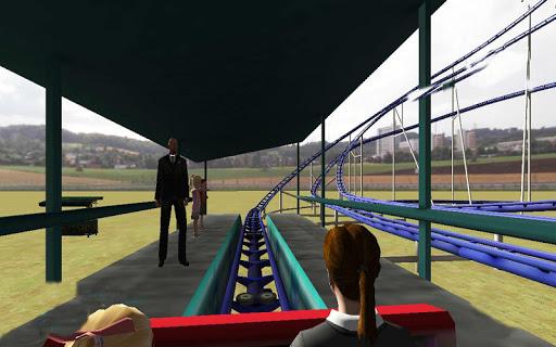 过山车公园Simulatr