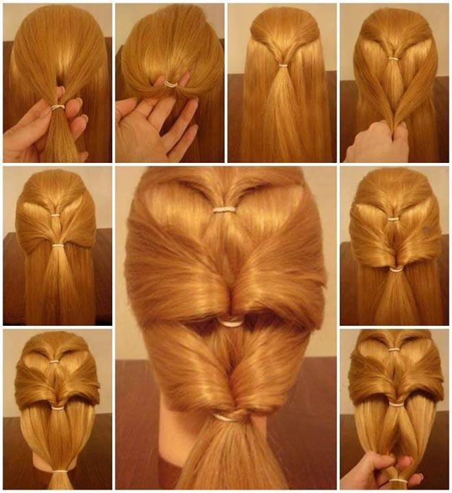 Hairstyles Step By Step Android Apps On Google Play - Hairstyle girl 2017 video